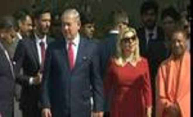 इजरायल के प्रधानमंत्री से कई मुद्दों पर हुई सकारात्मक बात: योगी
