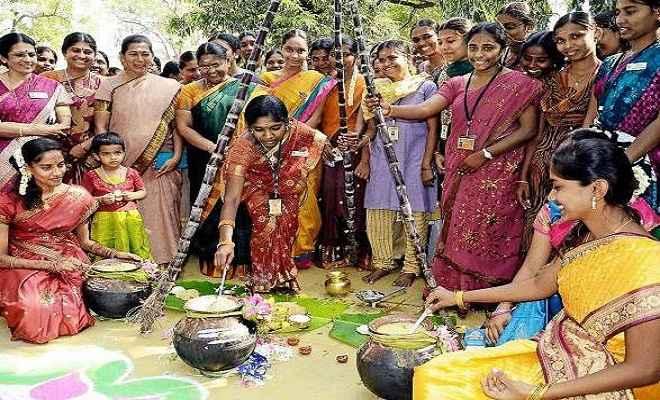कनाडा के प्रधानमंत्री ने तमिल समुदाय के साथ मनाया पोंगल