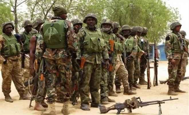 नाइजीरिया में बोको हरम के 244 संदिग्ध रिहा