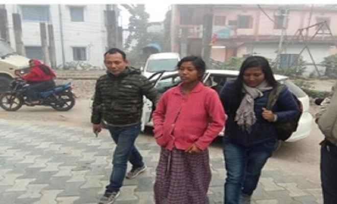 जिला अस्पताल से चोरी बच्चा बरामद, महिला समेत दो आरोपी गिरफ्तार