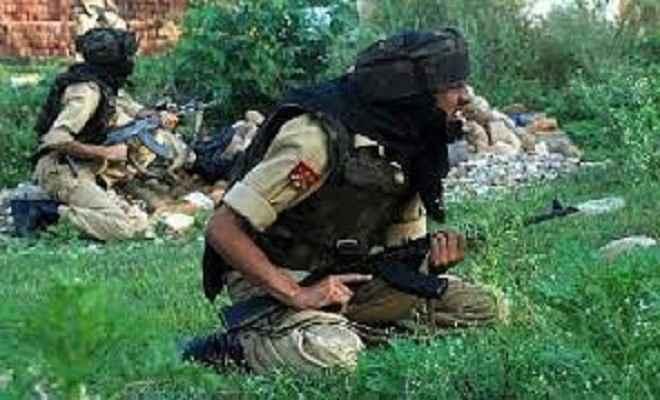 पुलिस मुठभेड़ में एक उग्रवादी ढेर