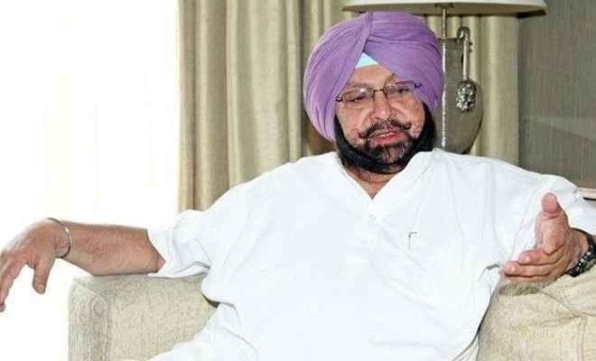 राहुल की मंजूरी के बाद कैप्टन ने गुरजीत सिंह का इस्तीफा स्वीकारा