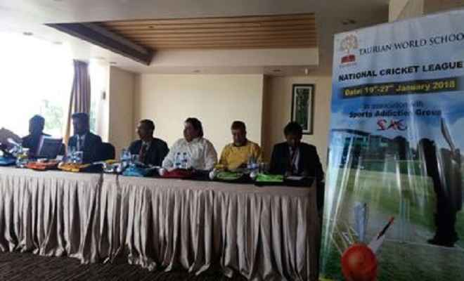 नेशनल क्रिकेट लीग 19 से