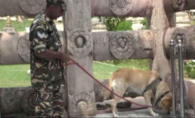 महाबोधि मंदिर में बम ब्लास्ट की थी तैयारी, सुरक्षा पर सवालिया निशान