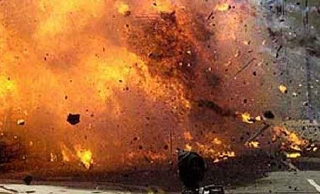 अफगानिस्तान में बारूदी सुरंग में विस्फोट, 8 मरे