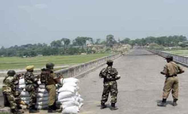 भारत-नेपाल सीमा पर बढ़ाई गयी चौकसी