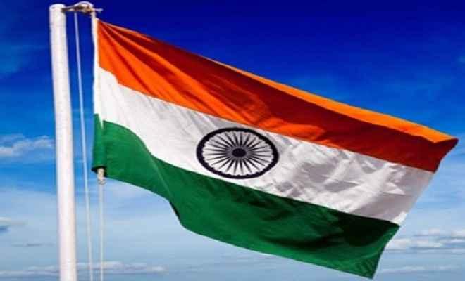 राजस्व एवं भूमि-सुधार मंत्री ने गणतंत्र दिवस पर किया झंडोत्तोलन