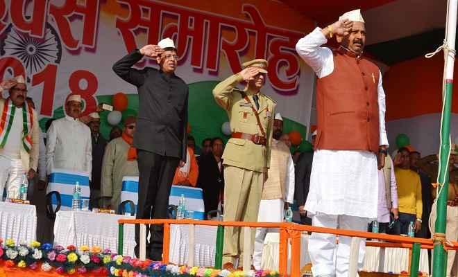 राज्य के विकास के लिए तेजी से काम कर रही सरकार : राज पलिवार