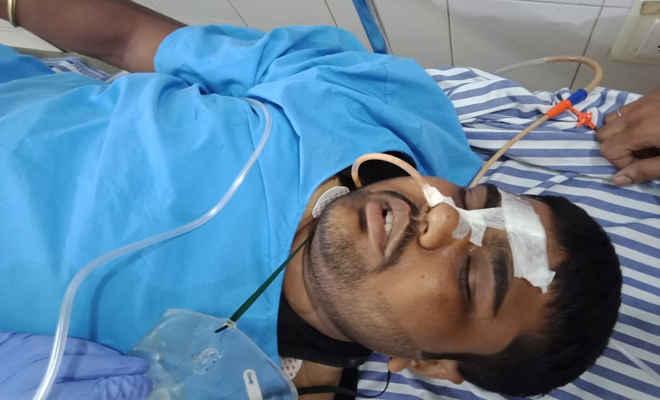 मोतिहारी के छतौनी में पार्क होटल के पास युवक को गोली मारी, हालत गंभीर