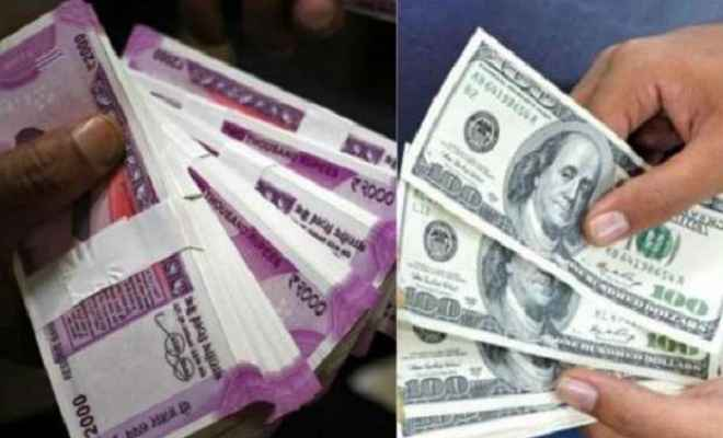 डॉलर लुढ़का, रुपये में 23 पैसे का सुधार के साथ बाजार में लौटी रौनक