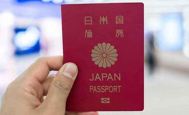 जापान का पासपोर्ट बना दुनिया में सबसे 'पावरफुल', जानें किस पायदान पर है भारत