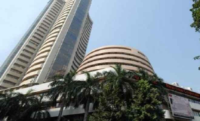 शेयर बाजार में मचा कोहराम, महज 5 मिनट में निवेशकों के डूब गए चार लाख करोड़ रुपए