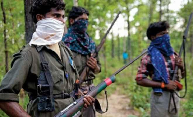 झारखंडः खूंटी को नक्सल मुक्त बनाने के लिए प्रशासन ने तैयार की 1456 लोगों की लिस्ट