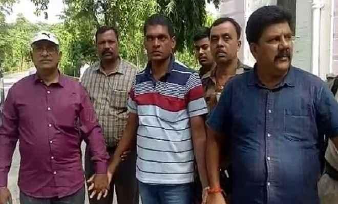 निगरानी टीम की कार्रवाई, 40 हजार रुपए रिश्वत लेता एएसआई गिरफ्तार