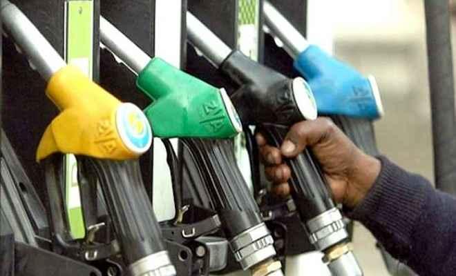 तेल के दामों में लगी आग, आज फिर बढ़े पेट्रोल-डीजल के दाम