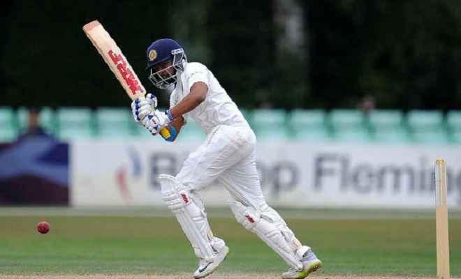 भारत बनाम वेस्टइंडीज: दूसरे टेस्ट में भी चला पृथ्वी शॉ का जादू, लगाए अर्द्धशतक