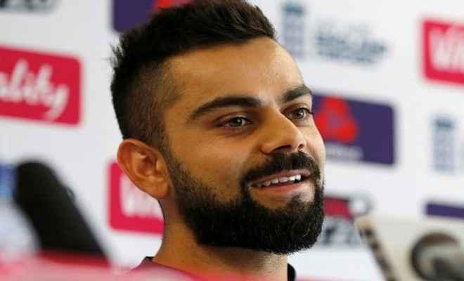 विराट कोहली अपने बल्लेबाजों से खुश, उम्मीद जताई कि ऑस्ट्रेलिया में भी खेलेंगे बढ़िया