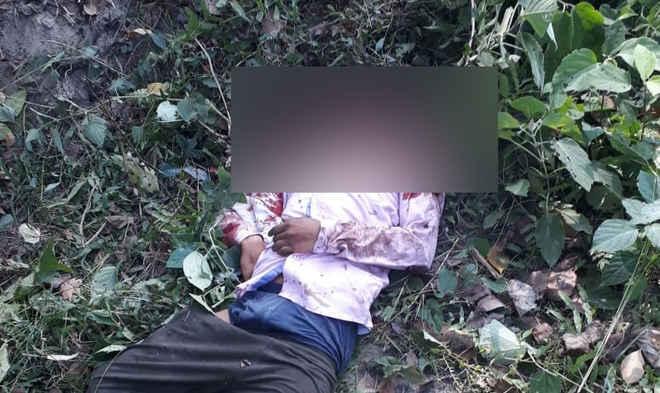 रघुनाथपुर में गला रेतकर फेके गए युवक के शव की हुई पहचान