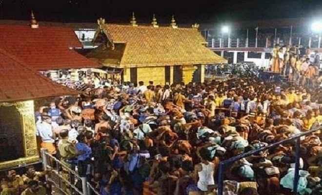 सबरीमाला मंदिर प्रकरण: केरल सरकार महिलाओं के प्रवेश पर नहीं लगाएगी रोक