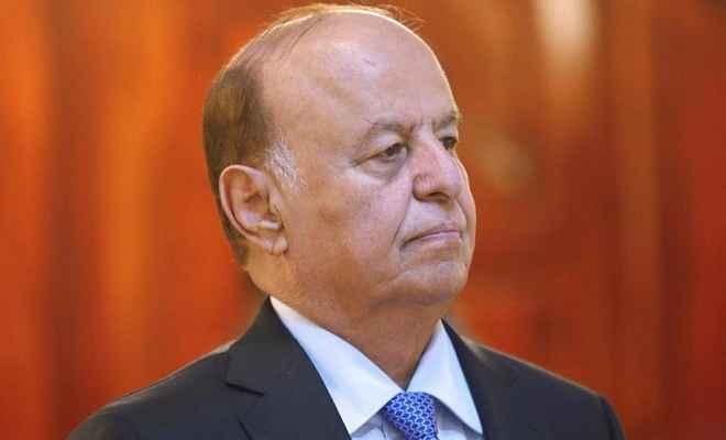 यमन के राष्ट्रपति ने प्रधानमंत्री को किया बर्खास्त, लापरवाही बरतने का आरोप