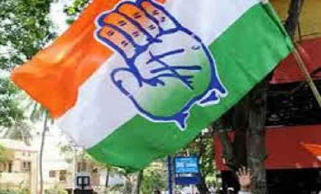 गोवा में कांग्रेस को बड़ा झटका, 2 विधायकों ने इस्तीफा देकर थामा भाजपा का दामन