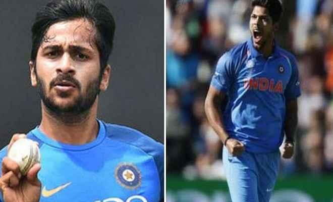 भारत बनाम वेस्टइंडीज: शार्दुल ठाकुर की जगह उमेश यादव भारतीय वन-डे टीम में हुए शामिल