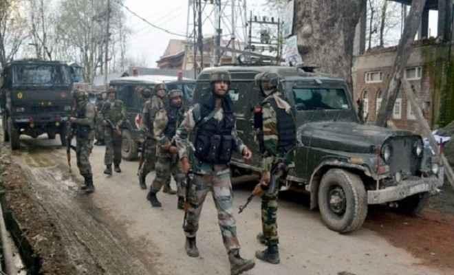 जम्मू/कश्मीर: पुलवामा में सेना की टुकड़ी पर आतंकी हमले से 7 जवान घायल, जैश ने ली जिम्मेदारी