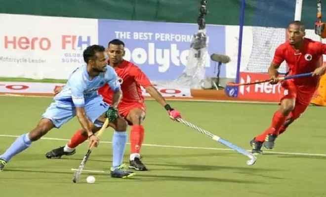 हॉकी एशियन चैंपियंस ट्रॉफी: भारत ने ओमान को 11-0 से हराया
