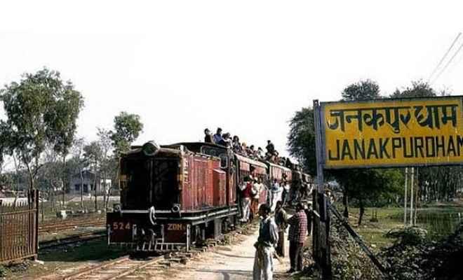 भारत-नेपाल के बीच जल्द शुरू होगी रेल सेवा, अंतिम चरण पर कार्य