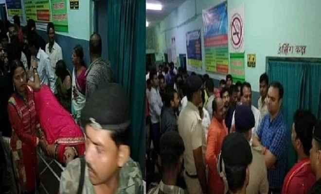 Image result for बिहार: जहानाबाद में मनचलों ने 20 महिलाओं को ब्लेड मारकर किया घायल
