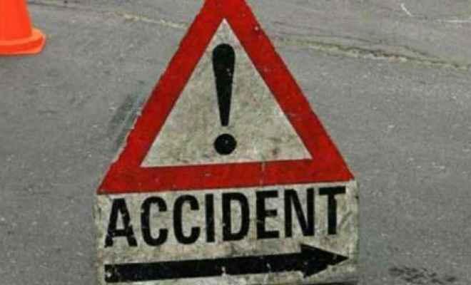 रांची-जमशेदपुर मुख्य मार्ग पर भीषण सड़क हादसा, दो लोगों की मौत
