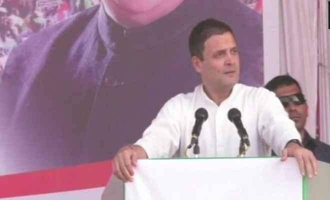 पनामा वाले बयान पर राहुल ने दी सफाई, कहा- 'BJP में इतना भ्रष्टाचार है कि कन्फ्यूज हो गया था'
