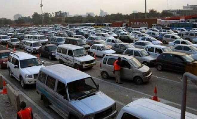 दिल्ली सरकार ने रद्द किए 40 लाख वाहनों के रजिस्ट्रेशन