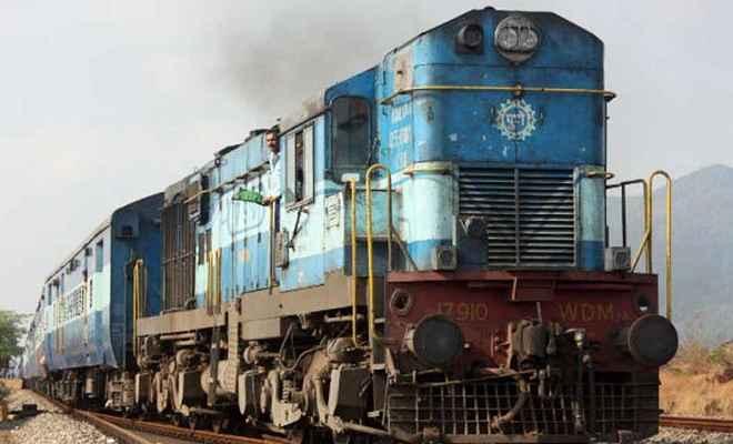 पूर्वी नेपाल के बिराटनगर पहुंची भारत से पहली यात्री रेल