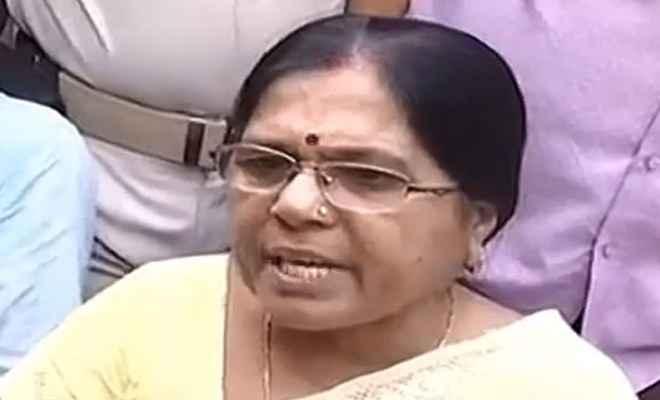 मुजफ्फरपुर बालिका गृह कांड: मंजू वर्मा कर सकती हैं सरेंडर, आर्म्स एक्ट मामले में जारी हुआ है वारंट