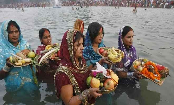 छठ पर्व पर दिल्ली सरकार ने की आज सार्वजनिक अवकाश की घोषणा