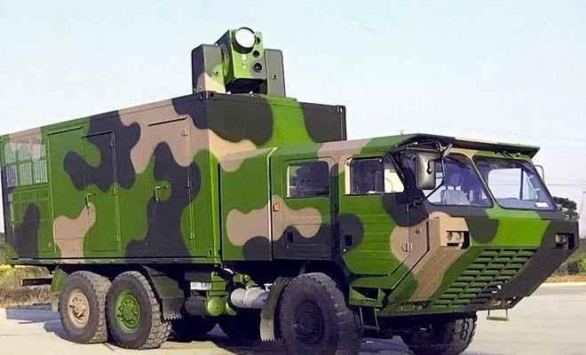 चीन ने दुनिया को दिखाया अपना 'खतरनाक लेजर हथियार', भारत की सीमा पर कर सकता है तैनात