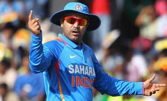 इंडिया बनाम ऑस्ट्रेलिया : सहवाग ने बताया कौन होने चाहिए टेस्ट सीरीज के लिए टीम इंडिया के ओपनर्स