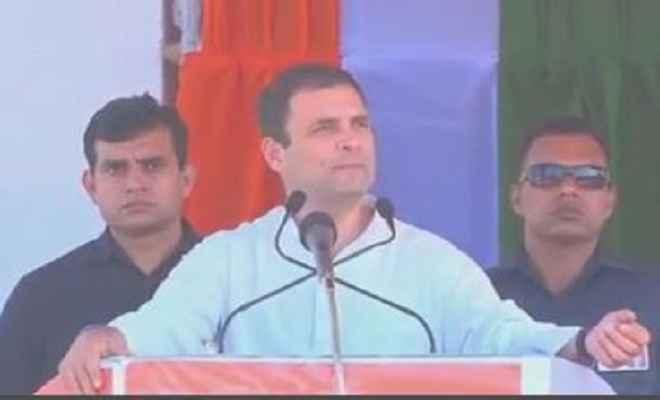 प्रधानमंत्री मोदी ने गरीबों से छीने 30,000 करोड़ रुपए: राहुल गांधी