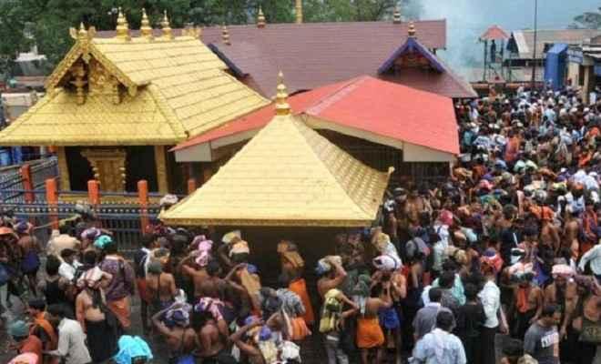 सबरीमाला केसः सभी पुनर्विचार याचिकाओं पर 22 जनवरी को ओपन कोर्ट में होगी सुनवाई