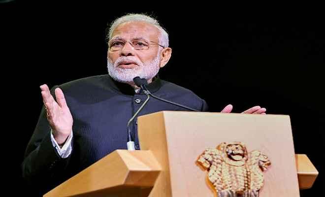 सिंगापुर में प्रधानमंत्री मोदी ने लॉन्च किया 'एपिक्स', 23 देशों के जुड़ेंगे दो अरब लोग