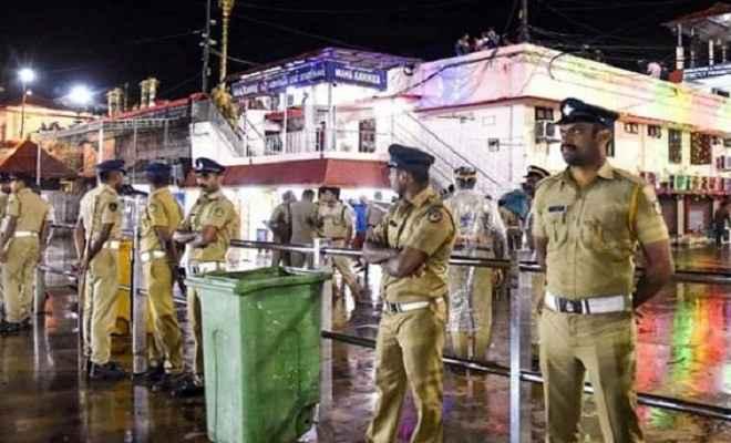सबरीमला प्रकरण: हिंदू महिला नेता की गिरफ्तारी के बाद आज केरल में हड़ताल