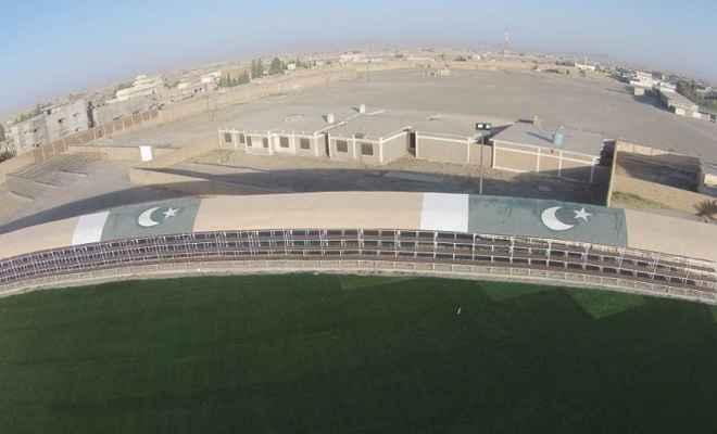 पाकिस्तान: बलूचिस्तान को मिला देश का पहला एस्ट्रो टर्फ क्रिकेट स्टेडियम