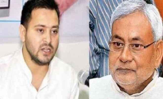 तेजस्वी प्रसाद का हमला, कहा- नीतीश कुमार जहां होंगे, वहां नैया डुबो देंगे