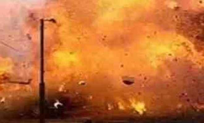 महाराष्ट्र: वर्धा में आर्मी डिपो में भीषण धमाका, 6 की मौत व 10 लोग घायल