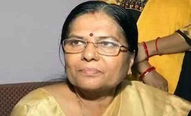 आर्म्स एक्ट के मामले में फरार पूर्व मंत्री मंजू वर्मा ने किया सरेंडर