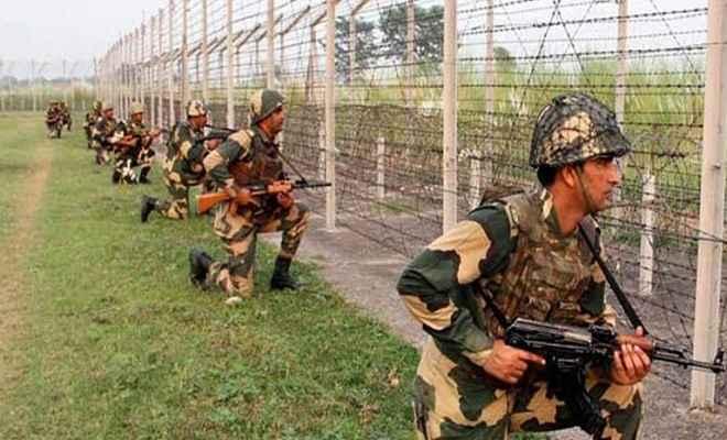 पाकिस्तान ने एलओसी पर किया संघर्षविराम का उल्लंघन, 2 जवान घायल