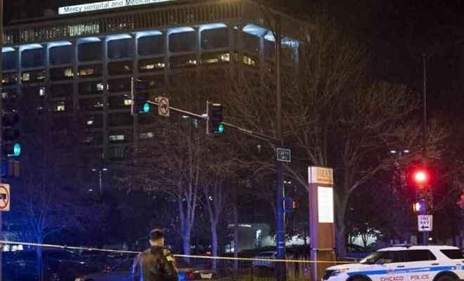 शिकागो में अस्पताल के पास गोलीबारी, कई घायल