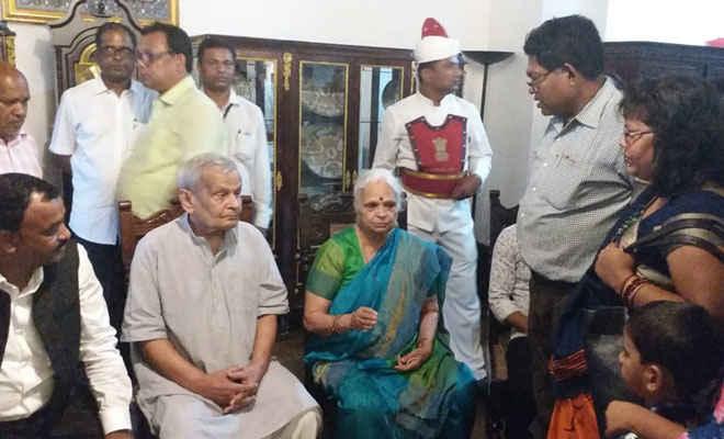 गोवा में सफलतापूर्वक संपन्न हुआ बिहार महोत्सव 2018, राजभवन में किया बिहार के कलाकारों का सम्मान