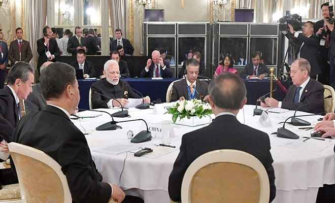 जी-20 : मिली एशिया की तीन महान शक्तियां, पीएम मोदी ने आर्थिक घोटालेबाजों का किया जिक्र